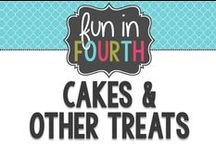 Food: Cakes and other Treats / Delicious treats to eat!
