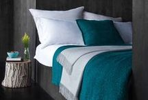 Home Decor: Bedroom / Ways to pretty up the master bedroom.