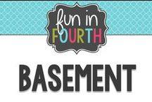 Home Decor: Basement / Ideas for decorating  our basement.