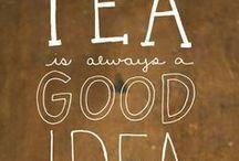 Tea / I heart tea!