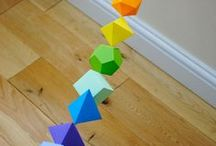 Math: 3D Shapes / Math ideas for teaching 3D shapes.