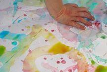 Enfants - Activités artistiques