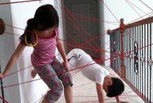 Enfants - Jeux d'intérieur