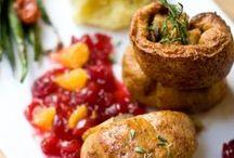 Noël - Vegan : idées de repas
