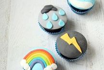my blog CUPCAKES / Cupcake ideas from my blog, theDecoratedCookie.com