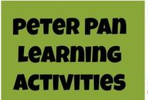 Themes - Peter Pan / Activities to go along with Peter Pan!