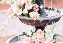 wedding flowering