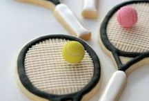 FOOD CRAFTS: Sports / sports-themed fun food, food craft ideas for parties
