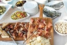 A la table