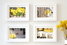 frames and photo walls