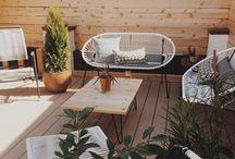 decks and patio