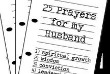 scriptures & prayer notes