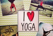 Yoga, Fitness & Motivation / by Tia Buchanan