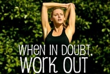 ~Everything Fitness~ / **GirL lOOk at That BoDy..... I WoRkOut!  / by StAcY WiCeViC ~oRiGaMi OwL~
