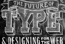 Typography / by Kara Gjersvig