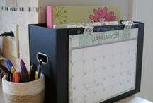 Home Office Ideas / by Jenny Dienberg