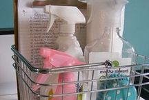 Tips: Organization & Cleaning
