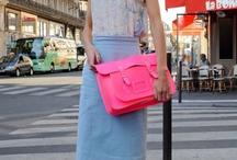 Moda z ulicy - street fashion / Streetfashion