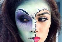 Halloweenie DIY Costumes & Make-up / DIY Halloween costumes, and Makeup best holiday ever! / by Trish Zenner