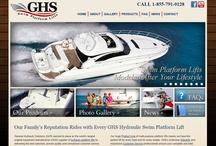 Web Design Portfolio / Check out MDesign Media's Web Design Portfolio.