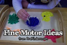 Kids Therapy / OT/PT Ideas for Home