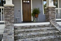 Front Doors, Porches, and Entry Ways / All things for the porch. Entry Ways. Exterior Doors.