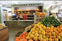 Welcome merchants- Foragers Pantry / This is one of the lovely vendors featured in the public market