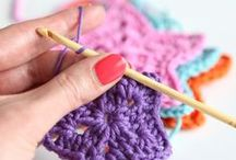♡ Crochet ♡ / I'm hooked on crochet  / by Imene Said Kouidri