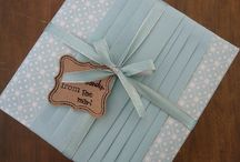Pretty little packages / Gift wrapping ideas that are a bit different