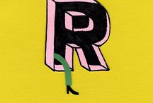 R is for Rachelle