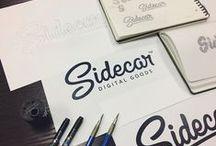 """Beautiful Logos / Great branding / logos. Incidentally """"logos"""" means word in greek. word yo."""