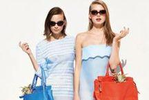 Moda na wiosnę i lato 2014 - Fashion spring/summer 2014 / Moda zmienną jest, a na tej tablicy przypinamy wszystkie trendy oraz must-have sezonu wiosna-lato 2014. Znajdziecie tu ubrania, buty, torby i dodatki - najmodniejsze, wybrane dla Was hity!
