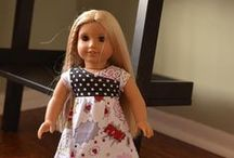 ♡ American Girl Projects♡ / For my daughter's American Girl doll / by Imene Said Kouidri