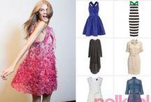 Sukienki na wiosnę i lato / Najładniejsze modele sukienek wybrane przez redakcję Polki.pl:)