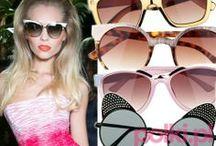 Okulary / Najmodniejsze typy sezonu! Okulary przeciwsłoneczne i nie tylko! #okulary #polkipl #oprawki