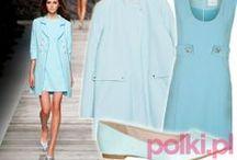 Kolorowe stylizacje / Oto ubrania i dodatki, które tworzą kolorowe stylizację #polkipl #pashion #style