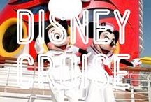 We're going on a DISNEY CRUISE!!!!!
