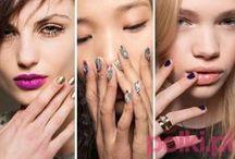 Manicure - pedicure / Zobacz, jakie mamy pomysły na zniewalający manicure oraz pedicure! Zadbaj o swoje paznokcie, bądź piękna!