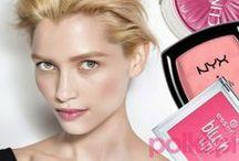 Makijaże - Make-ups / Makijaże krok po kroku. Makijaże gwiazd. Specjalnie dla Was!