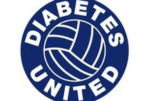 Diabetes United / There's a new football team in town - Diabetes United. They are a team that works together to make sure you get the right results - and that means getting the level of healthcare you deserve.