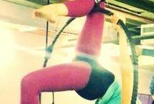 Aerial Silk, Aerial Hoop 2 / Aerial Silk, Aerial Hoop 2
