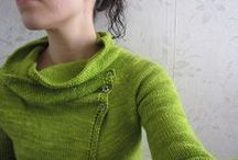 ♡ Knitting ::  for me♡ / #knitting patterns for women / by Imene Said Kouidri