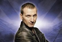 "My Absolutely Fantastic Ninth Doctor / My Ninth Doctor is finally getting his own board. See ""Time Lords Nine To Twelve"" and ""Classic"" Time Lords  for the others, as well ""Ninth Doctor, Off Duty,"" for more Christopher Eccleston ""non-Doctor"" pix, and ""Fantastic Doctor Who Fanart, My Doctor, Nine."" / by Lisa Kay Tate"