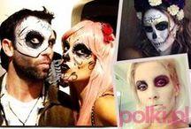 Halloween wg Polki.pl / Pomysły na stylizacje - makijaże, ubrania, kosmetyki, kuchnia, dekoracje do domu