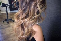 Balayage Ombré Hairstyles / Inspiration for this summers hair once I've grown it a bit longer :)