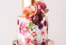 Let them eat cake. / Just too pretty to eat! / by Joanna