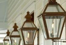 Home Lighting / Industrial, utilitarian, chandeliers, practical, whatever works