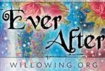 Ever After 2016 / An inspiration board for Ever After 2016 online workshop.  I'm one of the 13 teachers leading the fairy tale themed classes.  #artworkshop #mixedmedia #fairytale