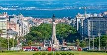 Lisbon Portugal / Lisbon as any old European city is full of attractions to discover. Make a tour around the most popular Lisbon attractions.