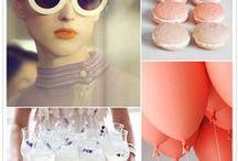 Wedding Inspiration - Pretty Palettes